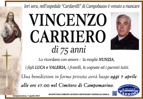 VINCENZO CARRIERO